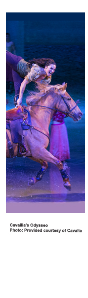 Cavalia Odysseo Tour Dates